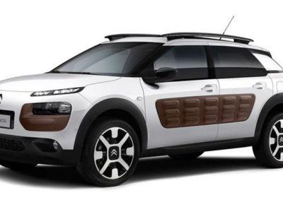 gebraucht Citroën C4 Cactus e-HDi 92 ETG6 Stop&Start Shine Edition