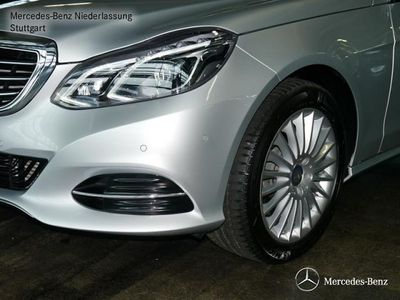 gebraucht Mercedes E300 Elegance Fahrass.-Paket DISTRONIC ILS