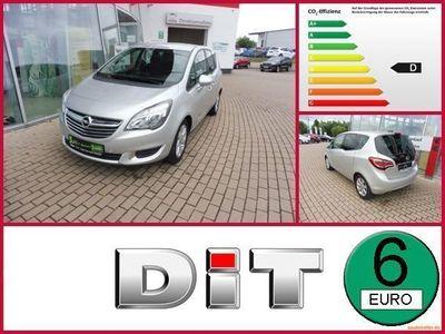 gebraucht Opel Meriva b 1.4 turbo innovation navi kurvenl.