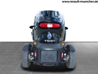 gebraucht Renault Twizy URBAN (ohne Batterie) 100% elektrisch Klei