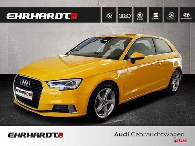 gebraucht Audi A3 sport 3-Türer 1,4TFSI*LED*NAVI*SHZ*PDC*GRA*