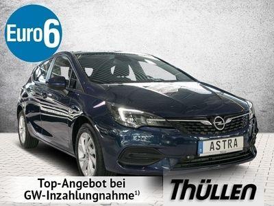 gebraucht Opel Astra 120 Jahre 1.2 5-tg Start/Stop Bluetooth LED
