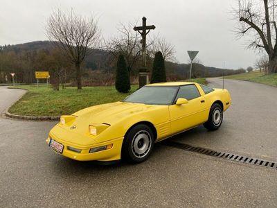 gebraucht Corvette C4 orig 41600 km Tausch/ Inz. als Sportwagen/Coupé in Schliengen - Liel