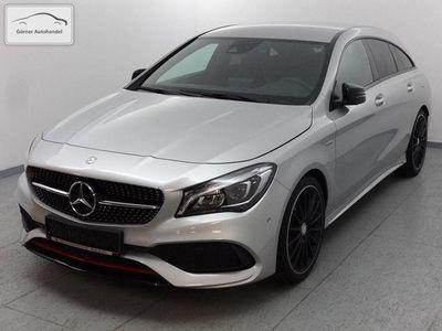 gebraucht Mercedes CLA250 Shooting Brake 4matic+AMG-Sportpaket+LED