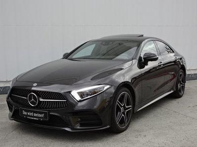 gebraucht Mercedes CLS400 4M AMG Ass+ MultiLED Wides 360°VOLL