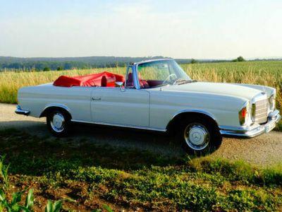 gebraucht Mercedes W111 280 SE 3.5 Cabriolet