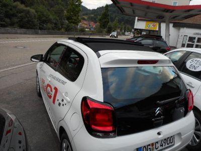 gebraucht Citroën C1 Airscape VTi 68 Feel Edition
