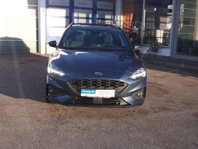 gebraucht Ford Focus 1.5 EcoBoost EU6d-T ST-Line S/S (EURO 6d-TEMP)