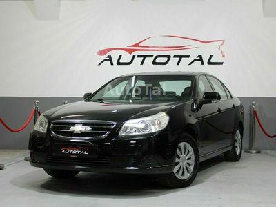 gebraucht Chevrolet Epica 2.0* LPG*Prins*Leder*Sitzheizung*Bluetooth