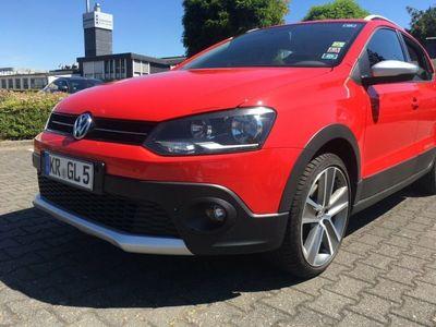gebraucht VW Polo Cross 1.6 TDI Polo,105 PS, MwSt. ausweisbar