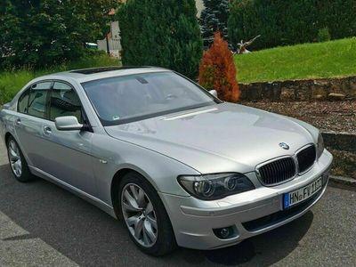 gebraucht BMW 730L d