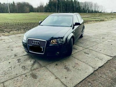 gebraucht Audi A3 Sportback 8P 2.0TDI Euro4