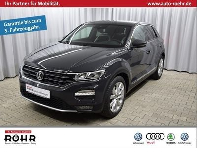 gebraucht VW T-Roc Sport (Garantie 09/2023,Navi,PDC,Sitzheizung,ACC) 2.0 TSI BMT 4Motion DSG