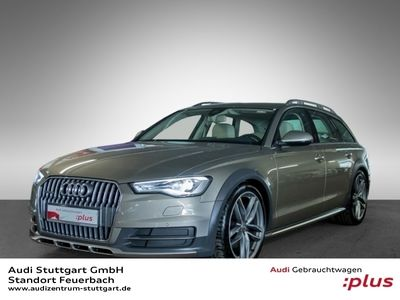 gebraucht Audi A6 Allroad 3.0TDI Head-up Leder Navi Xen Connect