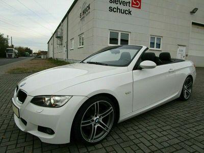 gebraucht BMW 320 i Cabrio*M-Sport-Paket*Lichtp.*Xenon*Leder