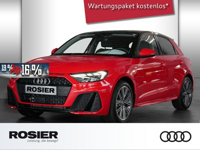 gebraucht Audi A1 Sportback 25 TFSI S line ACC+Spur LED Klima
