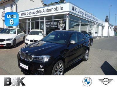 "gebraucht BMW X4 M40i M-Sportpaket,20""GSHD,H/K,Mokka,Xenon PDC"