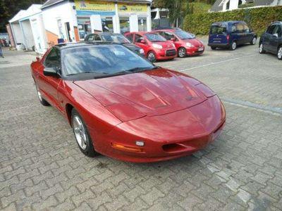 gebraucht Pontiac Firebird 3.8 Targa Automatik als Cabrio/Roadster in Remagen