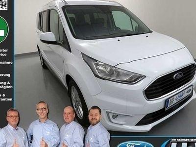 gebraucht Ford Tourneo Connect Grand1.5 EcoBlue Titanium (ACC,Kamera,BLIS)