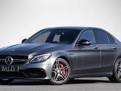gebraucht Mercedes C63 AMG AMG S Comand/ILS/Night/Distr/HUD/Cam/SHZ/19