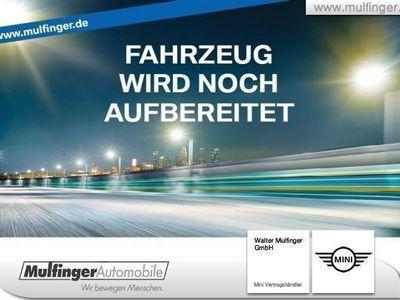 "käytetty Mini Cooper 5-Türer schwarz Klimaanlage Alu 15"""