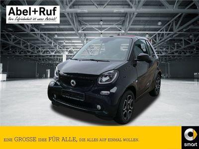 gebraucht Smart ForTwo Cabrio 66 kW - prime - LED&Sensor Paket - Navi
