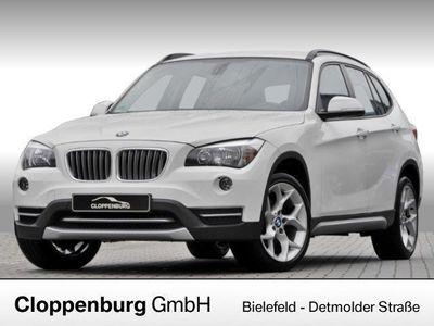 gebraucht BMW X1 25dA xDrive X-Line H+K Sitzheizung