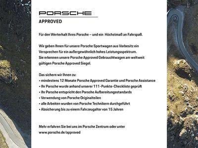 gebraucht Porsche 718 BoxsterLederausstattung in Naturleder