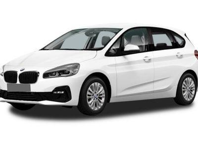 gebraucht BMW 218 Active Tourer 218 i Advantage LED RFK Navi Shz -
