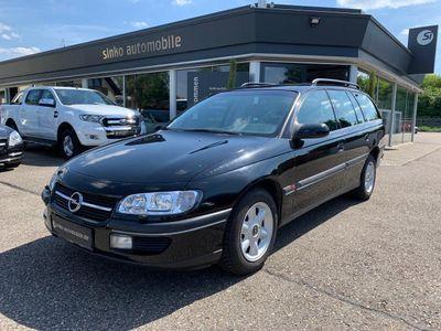 gebraucht Opel Omega B Sport Caravan*Alu Xenon SD Tüv 10/2019