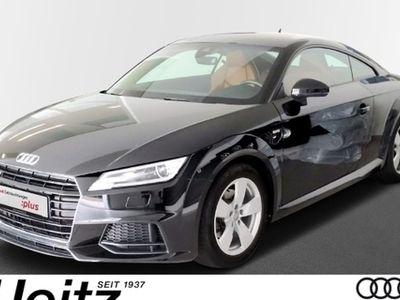 gebraucht Audi TT 2,0 TFSI S-tronic Navi PDC Klimaautom Xenon Temp