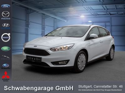 gebraucht Ford Focus 1.5 TDCi ECOnetic 88g Start-Stopp-System Business