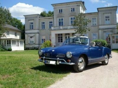 gebraucht VW Karmann Ghia Cabrio, Classic Data Note 2