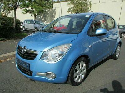 gebraucht Opel Agila B Edition Klima Alu CD eFh eAsp ZV