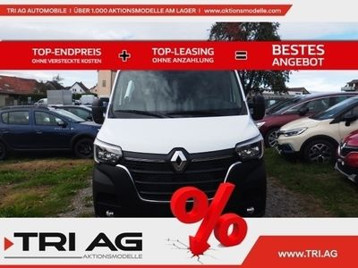 gebraucht Renault Master Kastenwagen FWD Kasten L2H2 3,5t dCi 135 Navi Klima PDC LED-Tagfahrlicht NR
