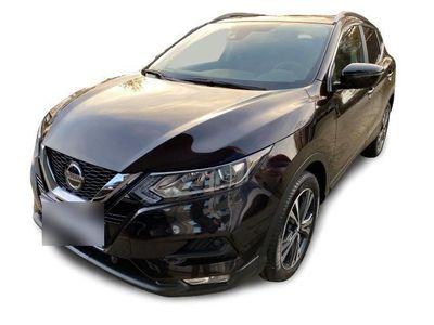 gebraucht Nissan Qashqai N-Way 1.3 DIG-T EU6d-T Aut. Pano-Navi-Winterpkt.
