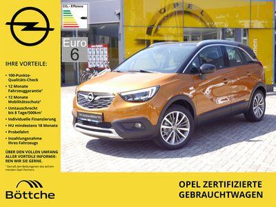 gebraucht Opel Crossland X 1.2 Turbo Innovation LED W-LAN EU6