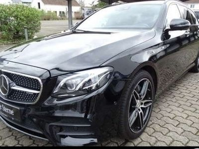 gebraucht Mercedes E43 AMG AMG 4M T AMG NAVI+COMAND+MULTIBEAM+LED+NIGH