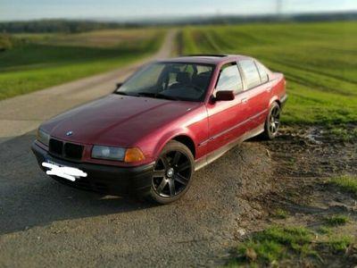 gebraucht BMW 316 Bis Donnerstag 950€! i E36 112.000 km