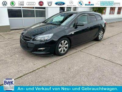 gebraucht Opel Astra Sports Tourer Edition Start/Stop Stuerkette neu...
