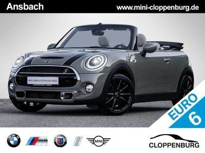 gebraucht Mini Cooper S Cabriolet Chili LED Tempomat BT Klimaaut.