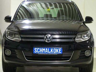 gebraucht VW Tiguan 2.0TDI BMT 4Mot bei Gebrachtwagen.expert
