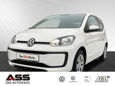 gebraucht VW up! move 1.0 KLIMA -