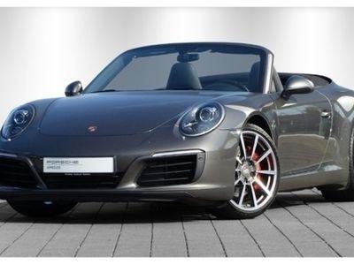 gebraucht Porsche 991 911 S Cabrio, 20'' Classic Rad, Sportabgas