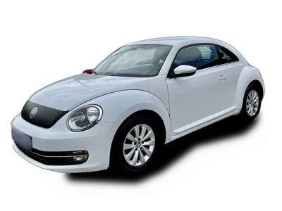 gebraucht VW Beetle 2.0 TDI BMT/Start-Stopp Design 1.Hand Navi PDC