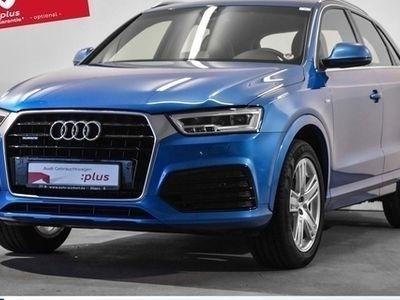 gebraucht Audi Q3 Design 2.0 TDI quattro S tronic