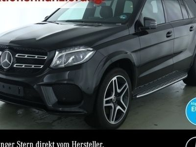 gebraucht Mercedes GLS350 d 4M AMG Fahrass 360° Airmat Stdhzg AHK