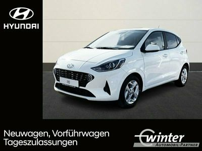 gebraucht Hyundai i10 Edition 30 LENKRAD