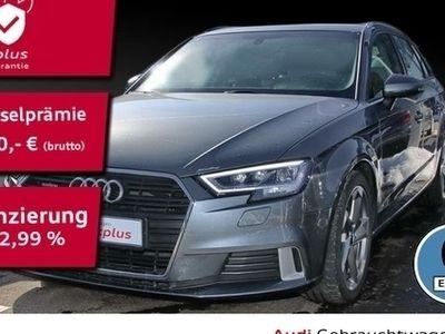 gebraucht Audi A3 Sportback 40 TDI qu. sport LED Navi DAB Sitzh