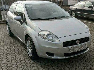 gebraucht Fiat Punto 1.4 LPG/Unfallfrei/8-Fach Berei...